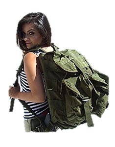 used alice pack - 6