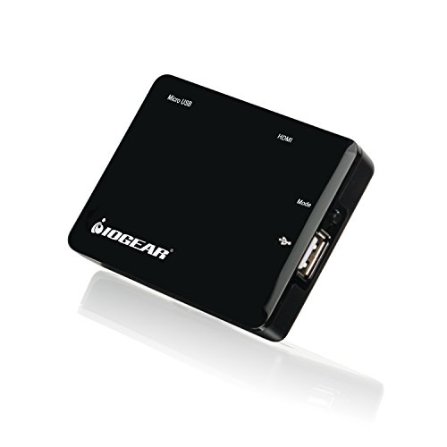 IOGEAR Wireless Mobile and PC to HDTV, GWAVRB by IOGEAR