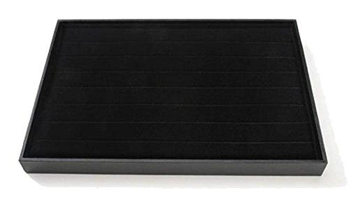 Image result for black velvet ring tray