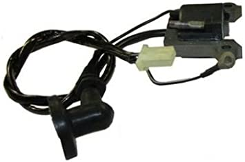 Amazon Com Gs 12 Pocket Bike Ignition Coil Stator Magneto 43cc 49cc Cat Eye 49cc Parts Automotive