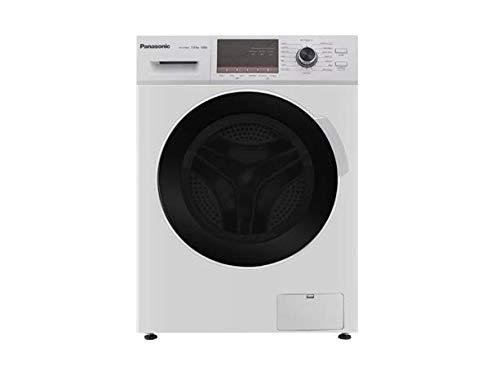 Panasonic 8 kg Fully Automatic Front Loading Washing Machine  NA 148MB2W01, White, Inbuilt Heater