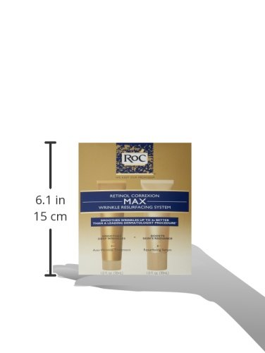 Roc Max Wrinkle Resurfacing System 2 Ounce Buy Online