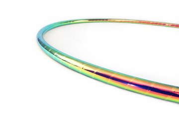 Color Changing Polypro Hula Hoop for Dance and Fitness (Oceans Depth, 32