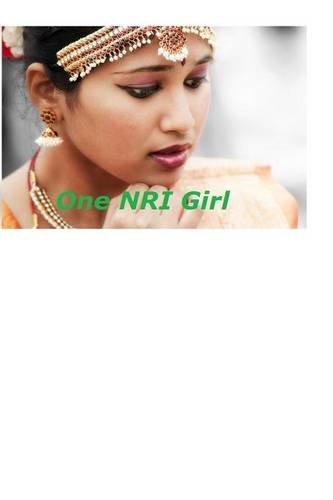 Book cover from One Nri Girlby Kaur Rupi