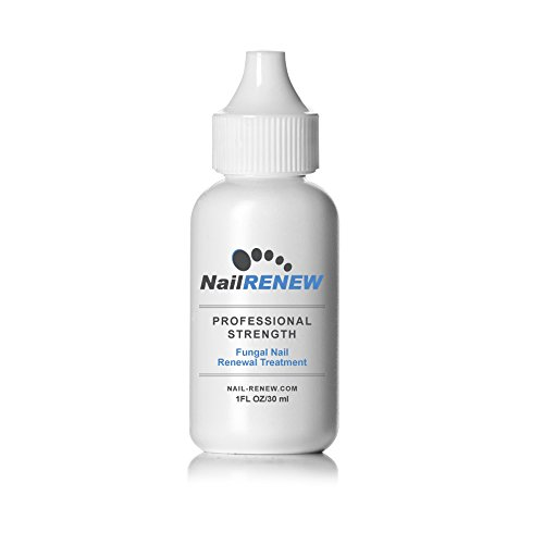 NailRENEW Antifungal - Professional Strength, FDA-Compliant, Nail Fungus Treatment for Toenail and Fingernail Fungus, Discolored or Brittle Fungal Nails.
