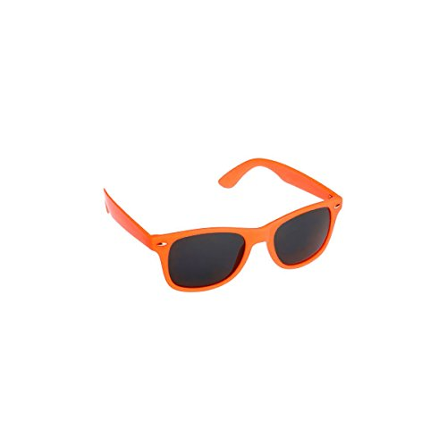 Soleil La Modeuse De Et À Orange Noirs Monture Lunettes Verres 1PtqPpUw