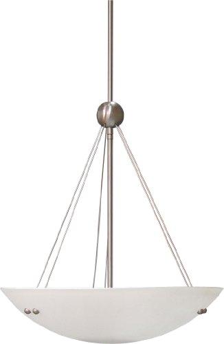 4 Light Bowl Pendant Lamp - 4
