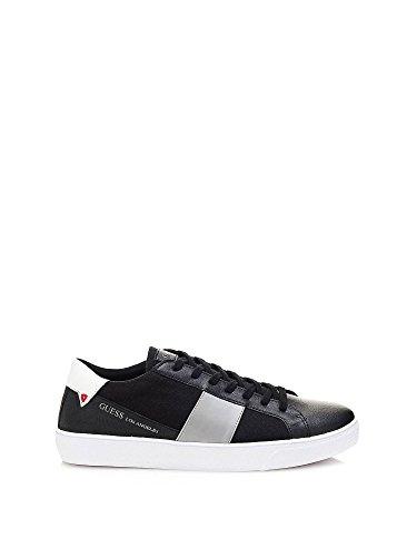 Tessuto Guess fab12 Sneaker Nero Fmnl1 vzxHq6
