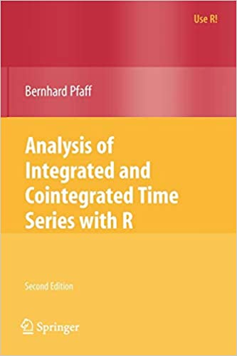 Amazon com: Analysis of Integrated and Cointegrated Time