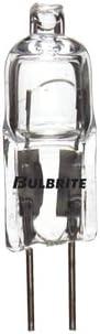20-Watt Bulbrite Q20G4//24 24-Volt Halogen JC Type Low Voltage G4 Bulb