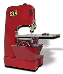 Diamond Laser Bandsaw Dl3000 Xl for Glass and Tile by Diamond Tech International
