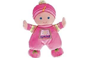 Fisher-Price Mi primera muñeca.: Amazon.es: Juguetes y juegos