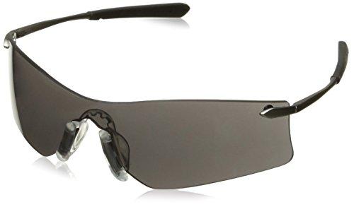 Crews T4112AF Rubicon Safety Glasses Grey, Lens Anti-fog Lens, 1 - One Sunglasses Lense