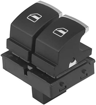 Schakelaar Ruitbediening 5K3 959857 Zwarte Auto Schakelaar Ruitbediening Fit voor Eos MK5 MK6 2 Deur