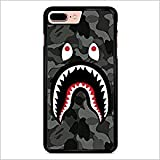 Bape Shark Black Army iPhone 7 Plus Case - Best Reviews Guide