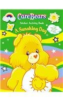 Care Bears Sunshiny Day Sticker Activity Book (CARE BEARS STICKER ACTIVITY BOOKS)