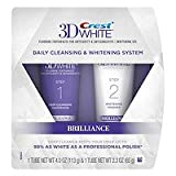 Crest 3D White Brilliance Daily Cleansing Toothpaste and Whitening Gel System, 1 ea