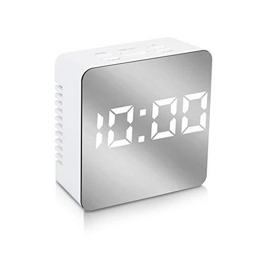 Dr. Prepare Digital Alarm Clock with 4.3