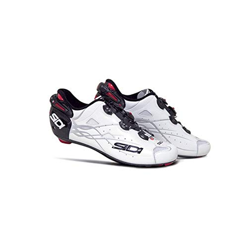 SIDI(シディ) 18 SHOT LIMITED EDITION WHT/BLK 45 27.5cm相当   B07F26B8XL