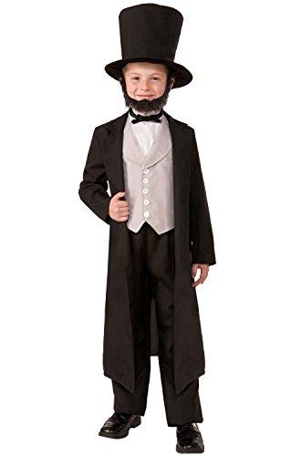 Forum Novelties Deluxe Abraham Lincoln Costume, -