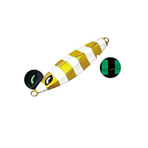 シマノ ルアー オシア スティンガー バタフライ ウイング 110g JT-511M 28Tゴールドゼブラグローの商品画像