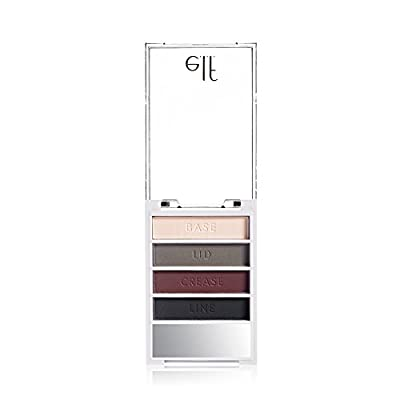 (3 Pack) e.l.f. Essential Flawless Eyeshadow Matte for Plum
