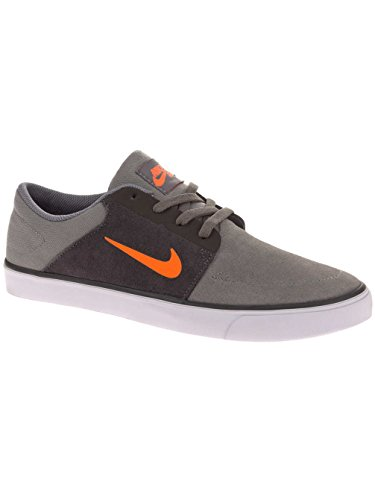 Grey Grey Grey Taille Skate Sb Portmore Gris Nike orange orange orange orange gris Tumbled Boys orange gs Grey Shoes v10wa