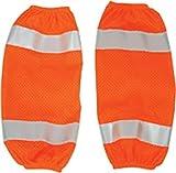 ML Kishigo 3931-6 Mesh Gaiters Orange 6 Pack