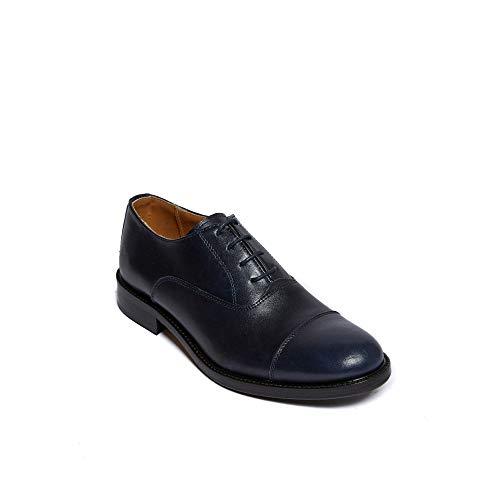 Chaussures Passport Oxford De Lacets À Femme Ville British Noir Pour qf6RWwEn