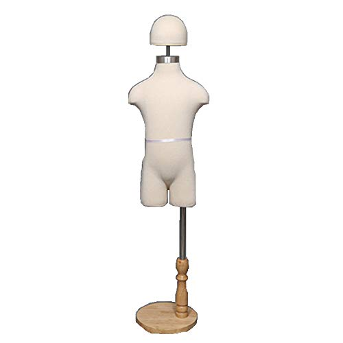 BEIYANG Child Mannequin Torso Dress Form Display Stand for sale  Delivered anywhere in USA
