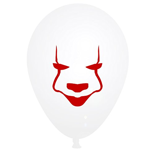 Stephen King's It Clown Face Balloons,Party City Halloween