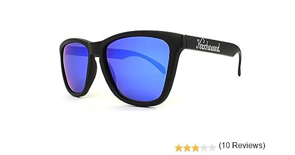 Gafas de sol Knockaround Classic Premium Black / Moonshine POLARIZADAS: Amazon.es: Ropa y accesorios