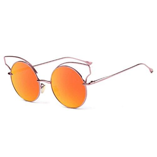 Sinkfish SG80029 Gift Sunglasses for Women,Anti-UV & Fashion - UV400 (Coral)