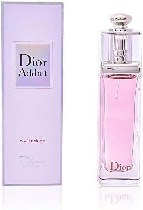 Christian Dior Addict Eau Fraiche Eau de Toilette Spray For Women 3.4 Oz / 100 ml