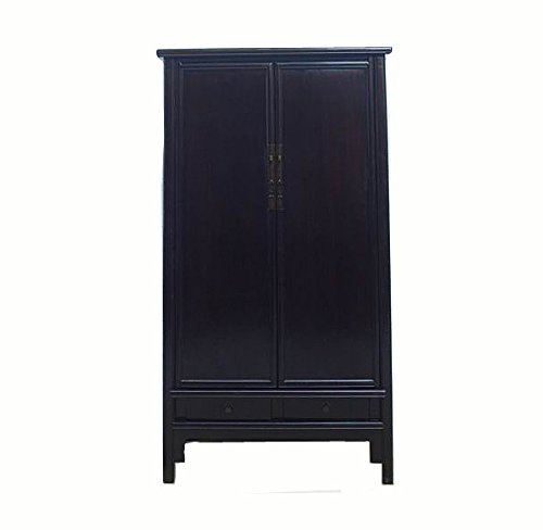 Classical Chinese Armoire by Antique Chinese Cabinet