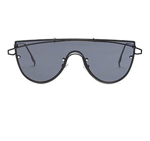 Tendencia Océano De 2018 Y Pieza Nuevas Sol UV De Una Sol Océano 1 Protección De Gafas Película De Personalidad Americana De Lente Europea Gafas De 7 qOXREA