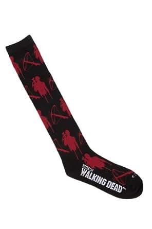 Walking Dead Daryl Michonne Rick Knee High Socks,Shoe size 4-10
