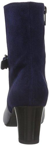Peter Kaiser Bila, Zapatillas de Estar por Casa para Mujer Gris - Grau (FUMO  JEANS    NOTTE  SUEDE 794)