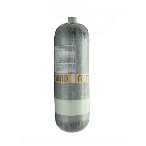 IORMAN 9L / 88CF Carbon Fiber Tank 4500 PSI Air Fill Station Cylinder(Empty Bottle)