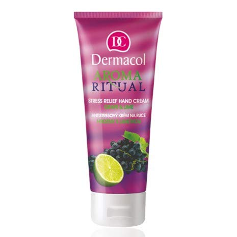 Dermacol aroma Ritual Crema Manos, Grape & Lima - 1 Producto
