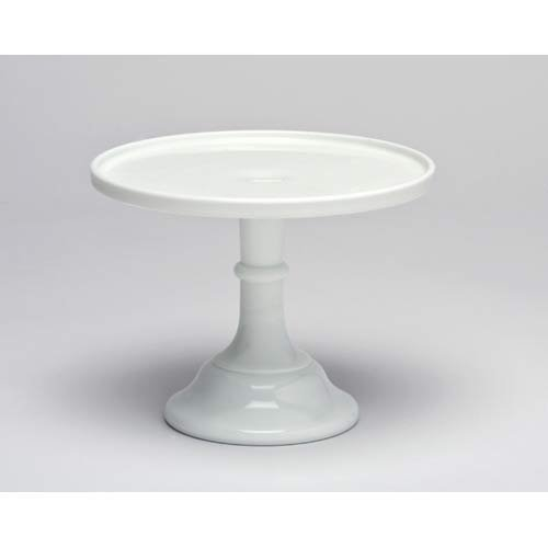 9-white-milk-glass-cake-stand-plate-bakers-quality