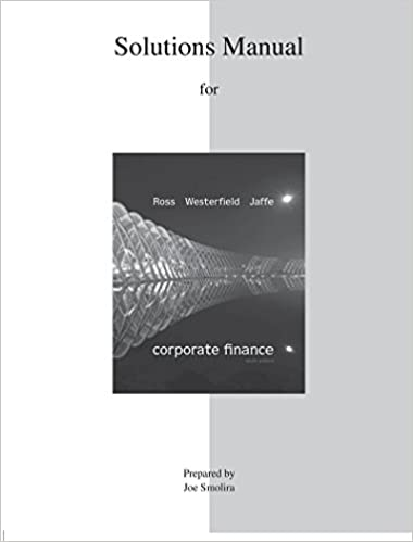 Amazon solutions manual for corporate finance 9780077511340 solutions manual for corporate finance 10th edition fandeluxe Images