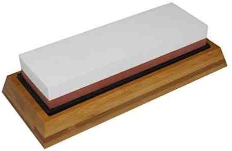 Piedra japonesa para afilar cuchillos al agua (granulado de 1000 ...