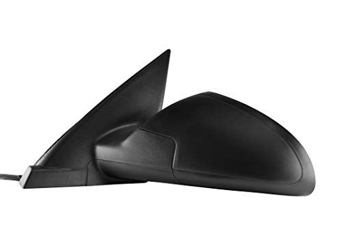 Driver Side Textured Power Operated Manual Folding Non-Heated Side View Mirror for 2004-2008 Chevrolet Malibu - GM1320287