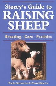 Storey's Guide to Raising Sheep Breeding Care Facilities (Sheep Seated)
