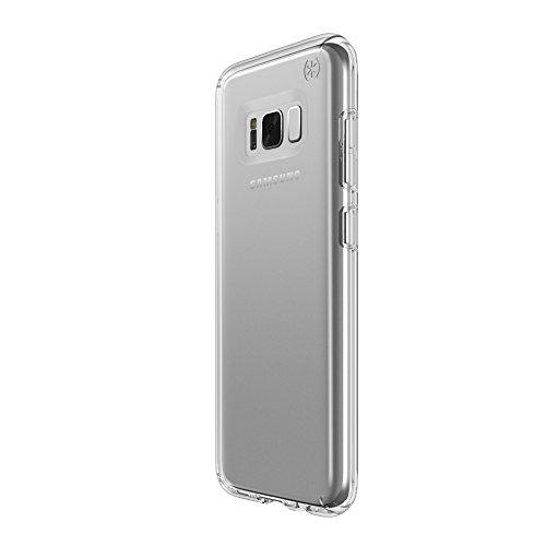 Speck Presidio Funda para Samsung Galaxy S8 +, Transparente