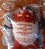 Mcdonalds Happy Meal Monsters Vs Aliens Insectosaurus Toy