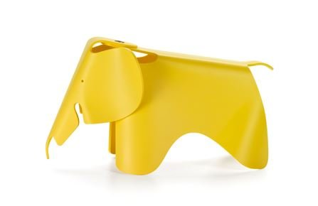 (Vitra - Eames Elephant small, Yellow)