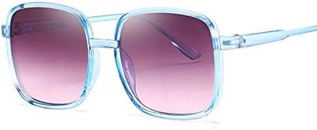 ASLD Lunettes de soleil Vintage Square Women Lunettes de soleil Retro Candy Pink Sunglass Female Men