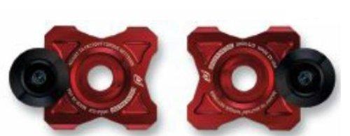 Driven Racing Axle Block Slider - Red DRAX-113-RD